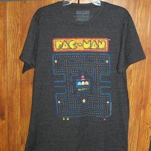 🍃 GAP | Men's Pac-Man Graphic T-Shirt Size: L